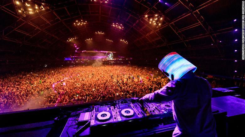 Coachella announces 2022 dates as live music makes a comeback