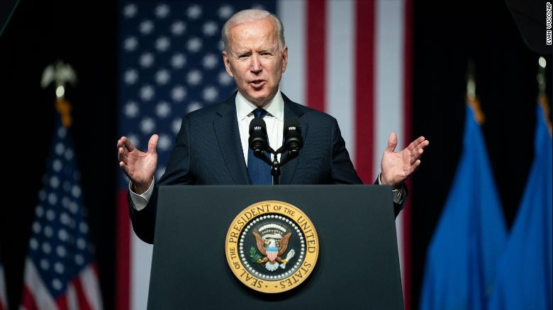 Joe Biden said two Democratic senators vote with Republicans more than their own party. Is he right?