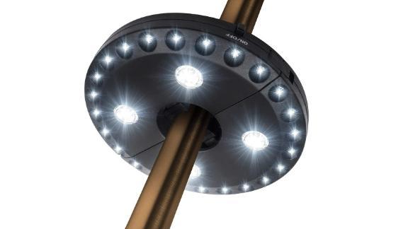 Oyoco Patio Light Parasol