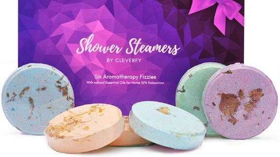 Cleverfy aromatherapy shower vapors