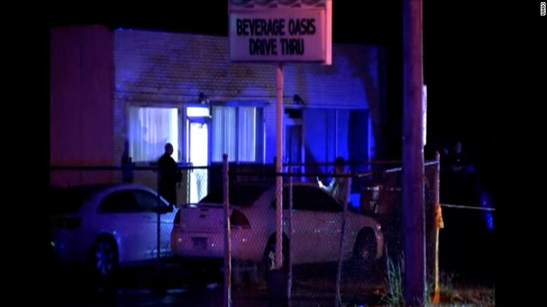 At least six people were injured in a shooting at party in Springfield, Ohio, police say