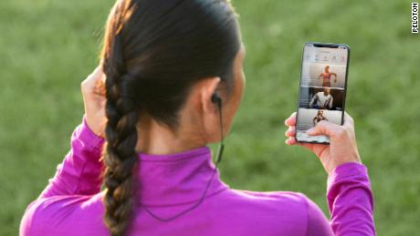 Peloton is offering new pricing tiers for its app.
