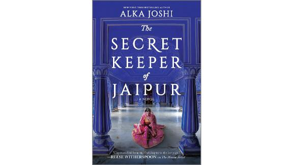 'The Secret Keeper of Jaipur' by Alka Joshi
