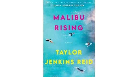 'Malibu Rising' by Taylor Jenkins Reid