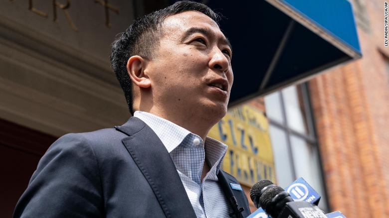 How identity politics is, and isn't, factoring into Andrew Yang's NYC mayoral campaign