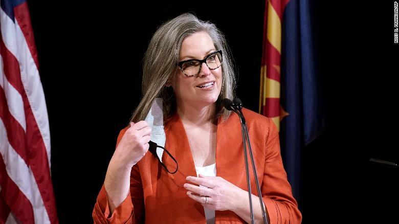 Arizona Secretary of State Katie Hobbs launches gubernatorial campaign