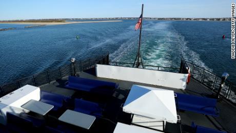 کشتی Martha's Vineyard در اثر حمله باج افزار قطع شد