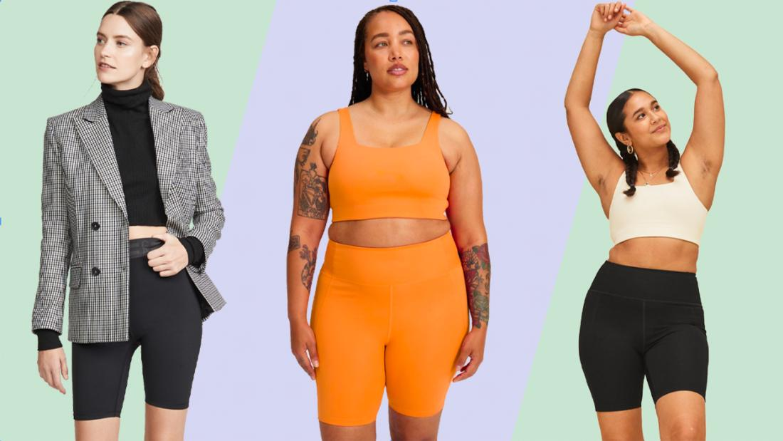 Bike shorts are the fashion staple of the summer: Here's 23 pairs to buy | CNN Underscored