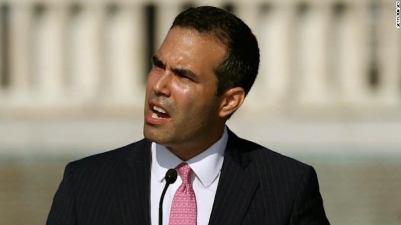 George P. Bush is totally cool dissing his family in hopes of making Trump happy