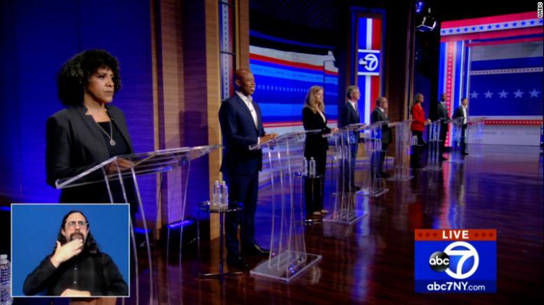 Five takeaways from a fiery New York City Democratic mayoral debate