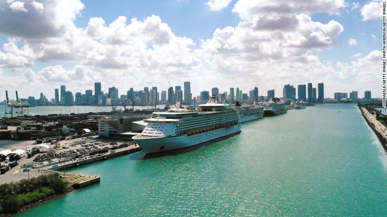Florida heads to Supreme Court on Covid-19 regulations for cruise ships