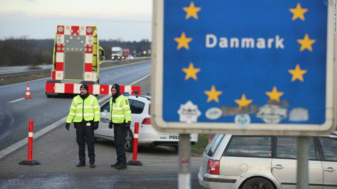 Denmark passes law to move asylum centers outside the EU