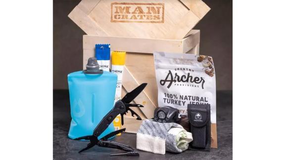 Man Crates Trail Blazer Crate
