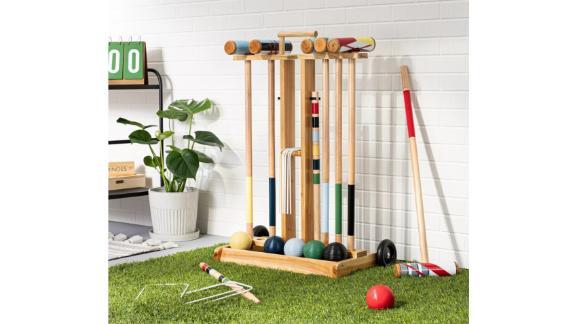 Hearth & Hand Croquet Lawn Game Set