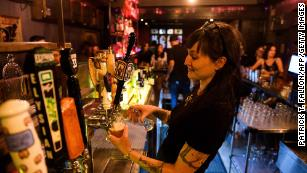 Americans are buying lipstick and condoms. Here's how bars are prepping for a big summer
