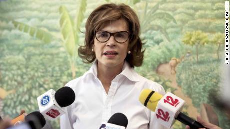 La challenger présidentielle nicaraguayenne Cristiana Chamorro placée en résidence surveillée