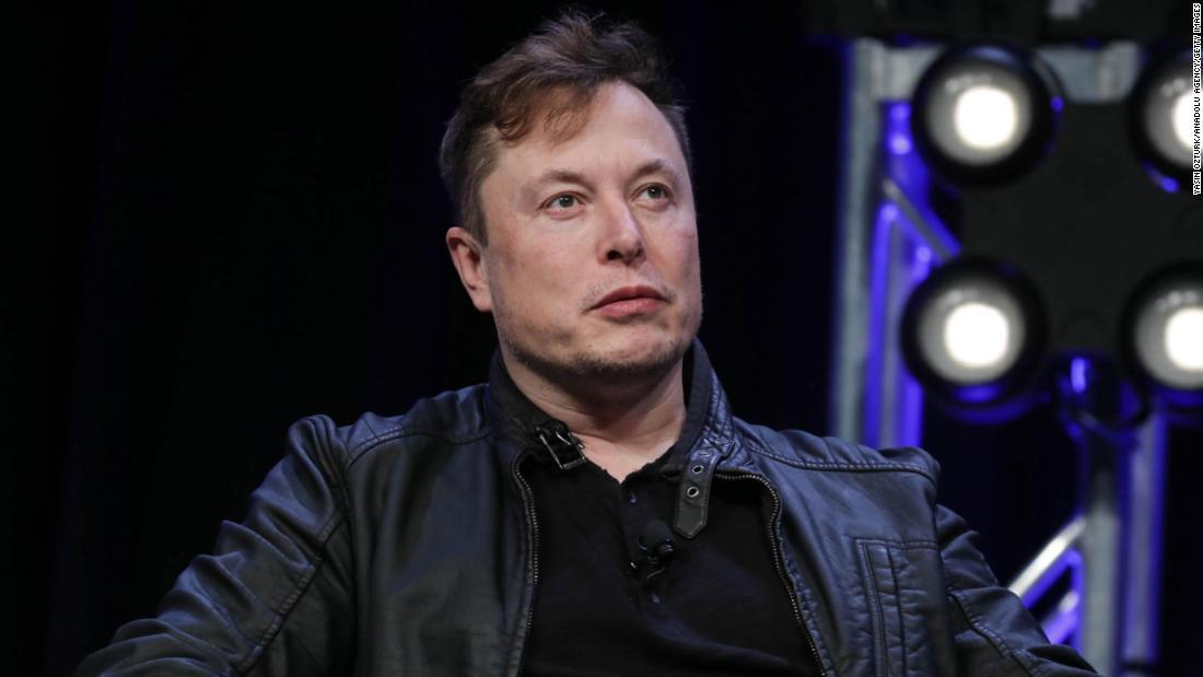 Bitcoin tumbles after Elon Musk tweets breakup meme – CNN
