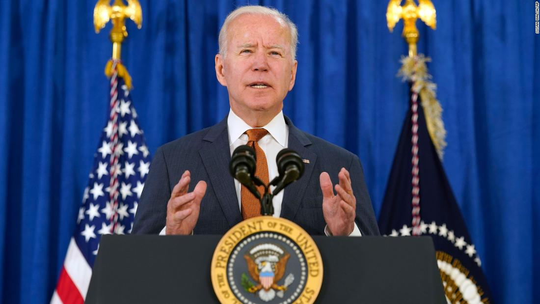 White House rejects GOP infrastructure counteroffer saying it does not meet Biden's objectives – CNN