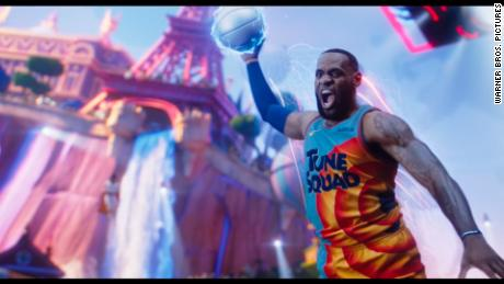 """LeBron James stars in """"Space Jam: A New Legacy."""""""
