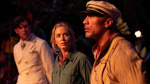 Image for 'Jungle Cruise' earns over 90 million globally in its opening weekend with a 93% audience score