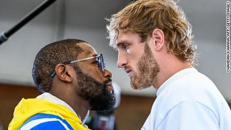 Floyd Mayweather Jr.  vs.  Logan Paul: Boxing's Bastardization Continues Fast