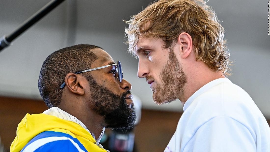 Floyd Mayweather Jr. vs. Logan Paul: Boxing's bastardization continues apace – CNN International