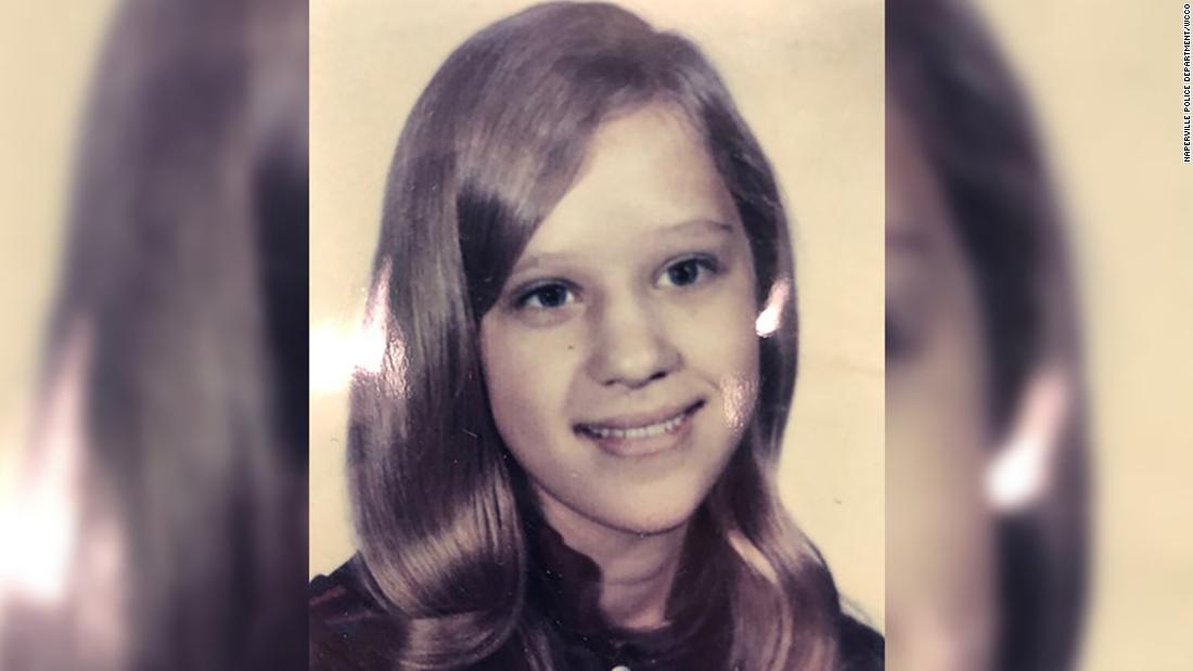 Almost 50 years later, Illinois police make an arrest in the death of a teen found stabbed multiple times