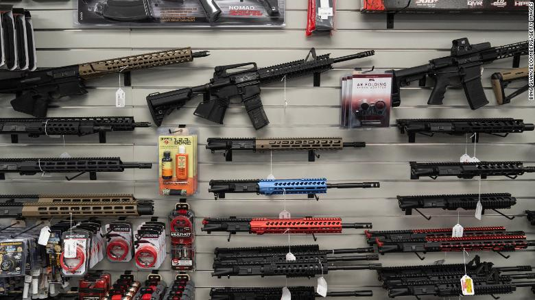 A federal judge, who compares an AR-15 to a Swiss Army knife, overturns California's ban on assault weapons
