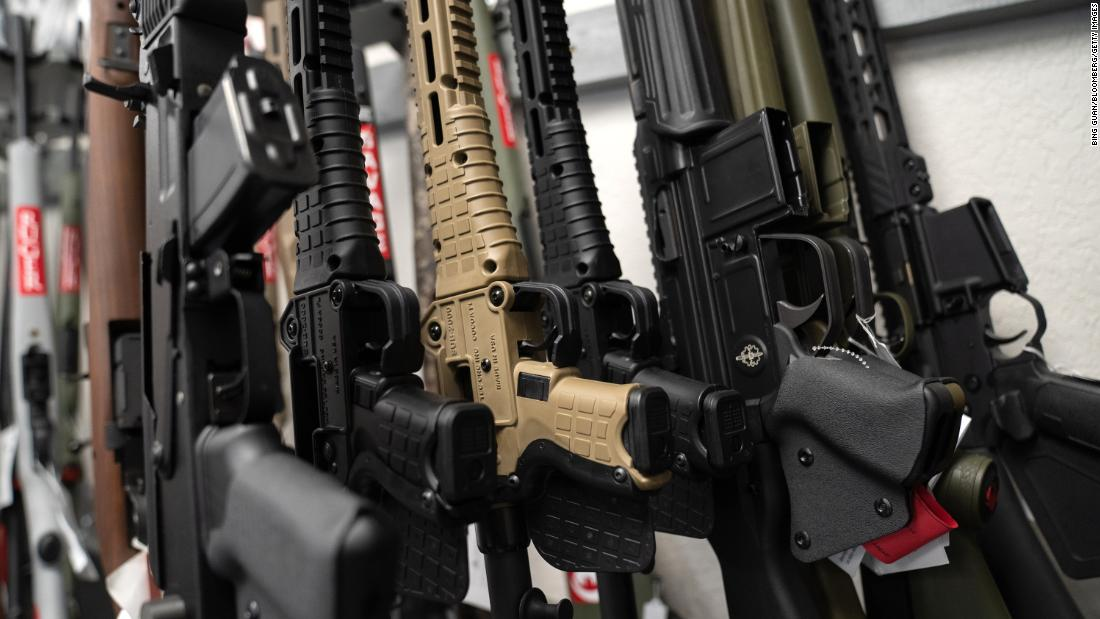 A federal judge, who compares an AR-15 to a Swiss Army knife, overturns California's ban on assault weapons – CNN