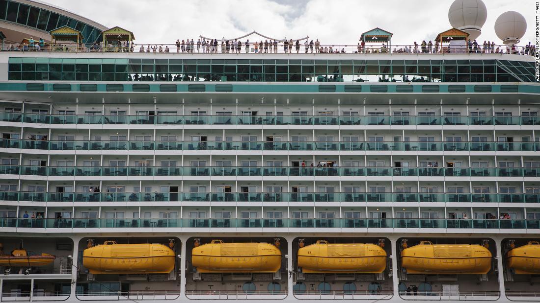 Royal Caribbean ships are set to set sail again in July