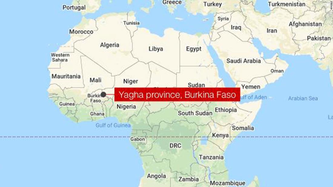 Militants kill more than 130 civilians in Burkina Faso village attack – CNN