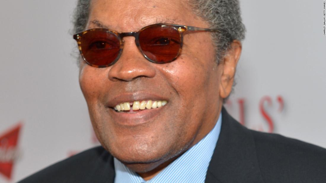'The Mod Squad' actor Clarence Williams III dies at 82