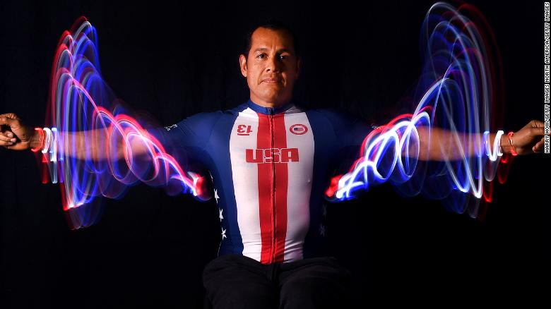 Oz Sanchez's Paralympic success is a 'testament to the person I've become'