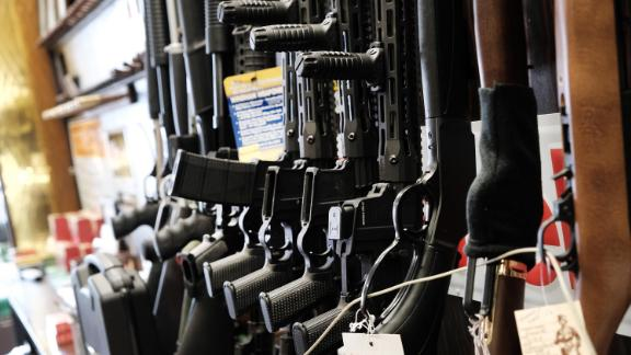 Image for Gun sales rise among Black people as they look for firearm training and education