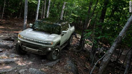 The 2022 GMC Hummer EV Edition 1 will weigh approximately 9,000 pounds.