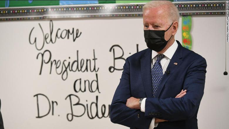 The *real* reason Joe Biden keeps pushing for bipartisan deals
