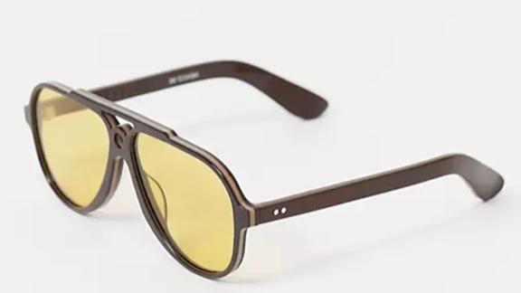 Spitfire Mexico '88 Men's Aviator Sunglasses