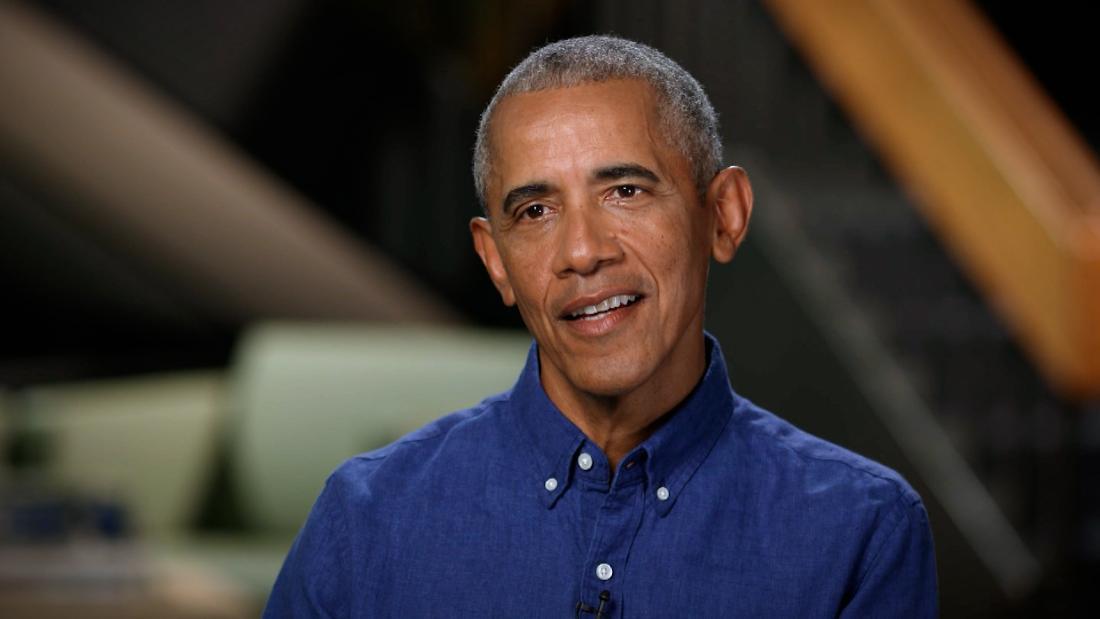 Obama criticizes Republicans for embracing 2020 falsehoods – CNN