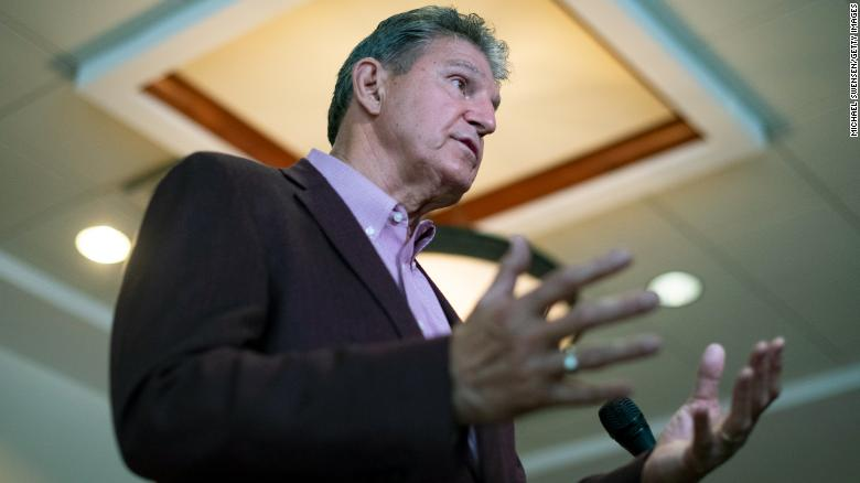 How Joe Manchin speaks for a lot of Americans