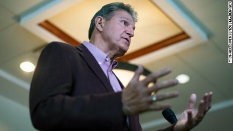 Senate Democrats vie for Manchin over progressive priorities