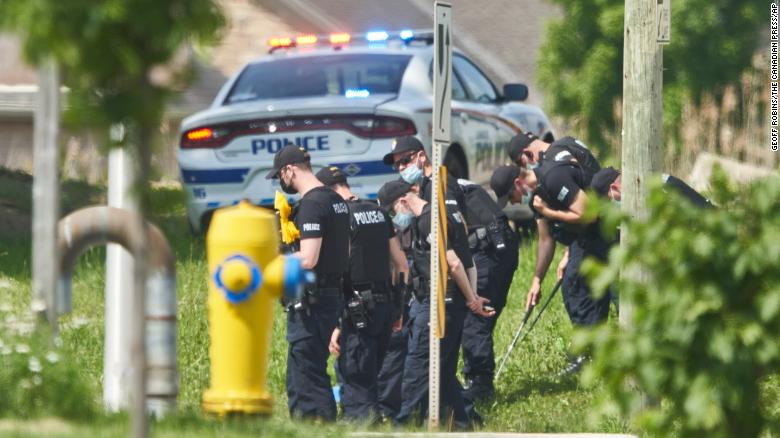 A driver slams into a family, killing four people, in what Canadian police say was an anti-Islamic hate crime