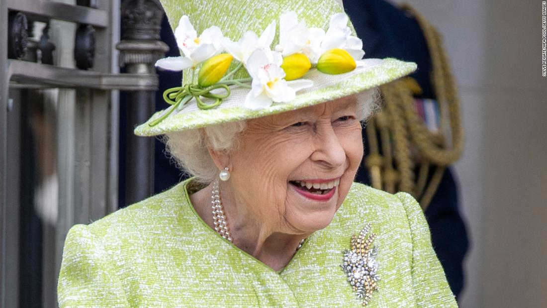 Why the Queen never wears beige