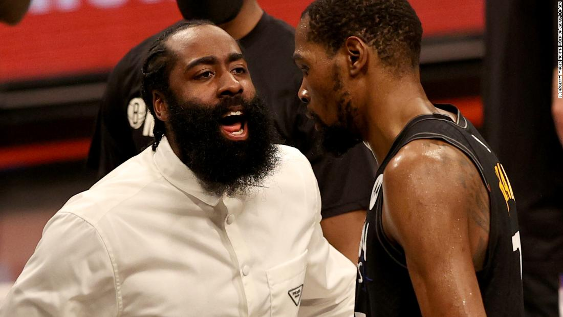 No Harden no problem: Brooklyn Nets dominate Milwaukee Bucks to go 2-0 up in NBA playoff series – CNN International