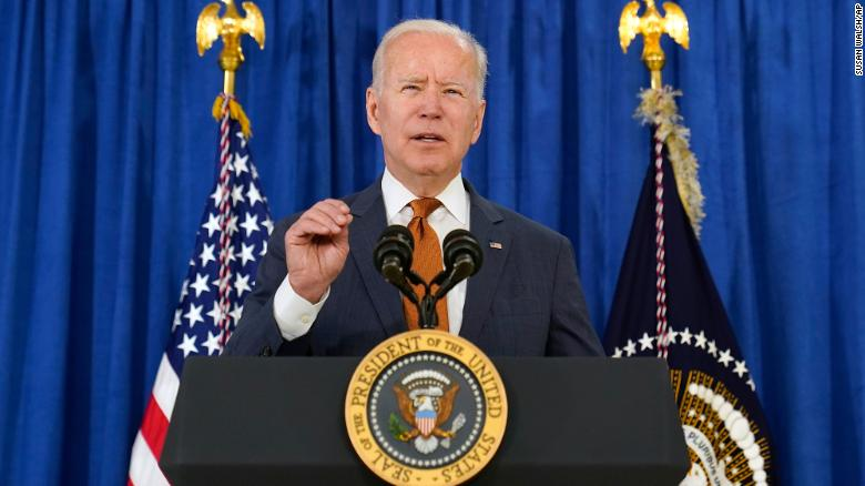 'You're already changing the world': Biden tapes remarks for Marjory Stoneman Douglas graduation