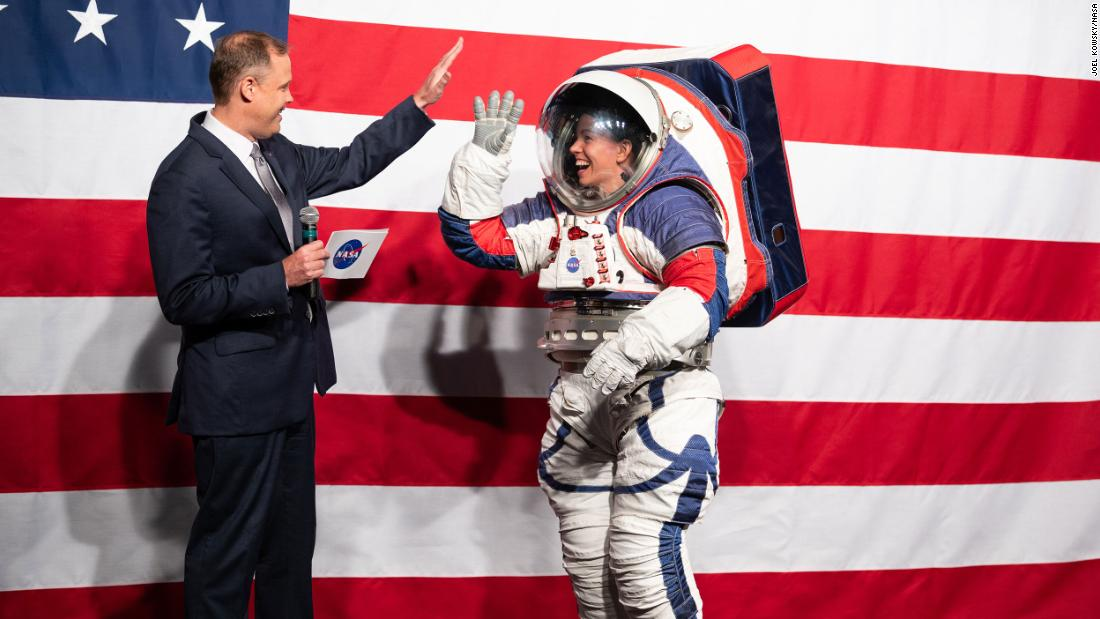 Why it cost over $300 million to develop NASA's new space suits