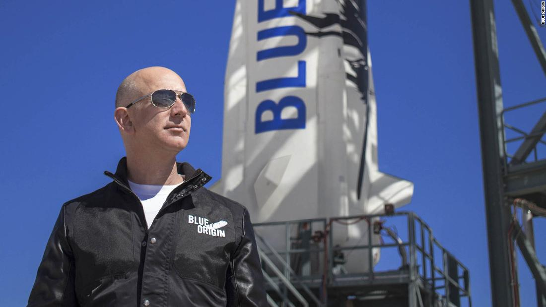 Jeff Bezos is going to space. Here's how dangerous that really is