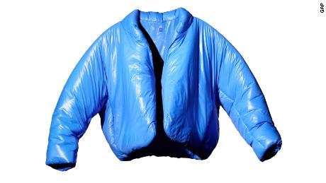 The Yeezy Gap jacket goes on sale.
