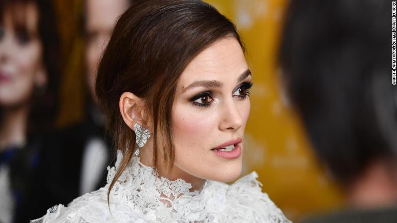 Keira Knightley says all the women she knows have been sexually harassed