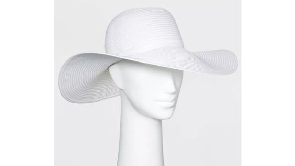 Women's Packable Essential Straw Floppy Hat