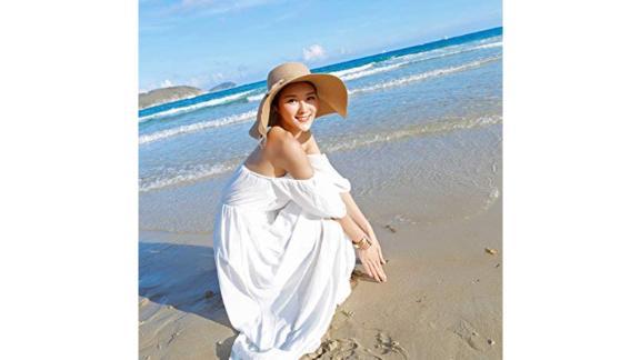 Roniky Beach Sun Hat